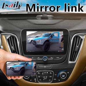 Android Market 6.0 Navegação de Interface para Chevrolet Malibu / Sistema de Link Meu 2015-2018 Equinox Waze no Youtube