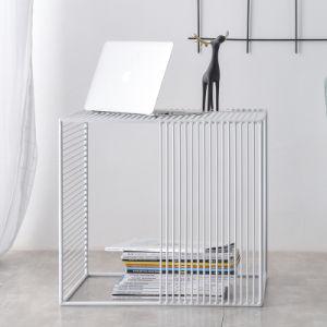 Furniturehollowのホーム正方形の金属簡単な様式表