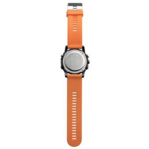 Sveglia impermeabile su ordinazione di Smartwatch GPS di ricordo del messaggio di marchio Ex17 Smartwatch