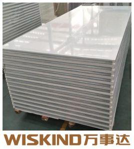 SGS de paneles sándwich EPS DE ACERO Estructura de acero para construcción