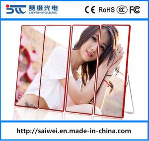 Stand de la publicité Iposter P2.5 Affichage LED à l'intérieur de rétroviseur