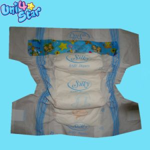 Tipo de fraldas descartáveis e faixa etária bebês Fraldas para bebés activa