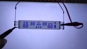 LCD van het Segment van Stn Blauwe LCD van het Scherm Vertoning