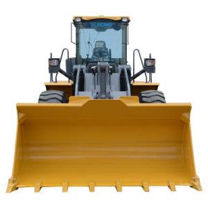 Lw500fn Wiel van de Lader van de Apparatuur van het Grondverzet van 5 Ton het Industriële