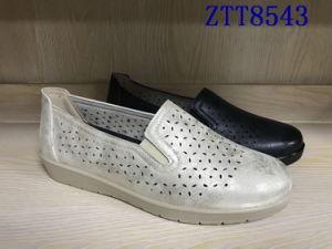 Mode de vente chaude mature de confortables chaussures femmes avec Ztt8543