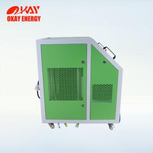 Máquina de solda de hidrogénio de água e equipamento gerador de gás Marrom