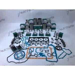セットされるベアリング及びKubotaエンジンのための弁が付いているV2403分解検査キット
