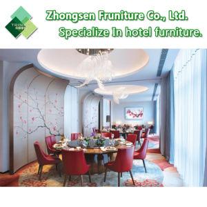 الصين [زهونغسن] أثاث لازم عالة رفاهية تصميم حديثة كرسي تثبيت طاولة أثاث لازم يثبت لأنّ فندق مطعم [دين رووم]