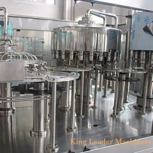 Full-Automatic komplettes Flaschen-Wasser-/Mineral-/Trinkwasser-Füllmaschine