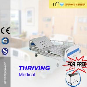 Manual de manivela dois cama hospitalar (THR-MBFY)