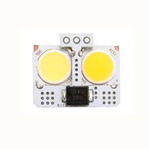 De aluminio de doble cara PCB para luz LED