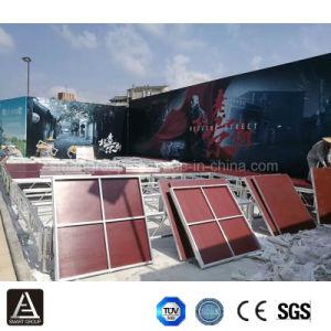 工場直売のアルミニウム携帯用および移動可能な移動式段階