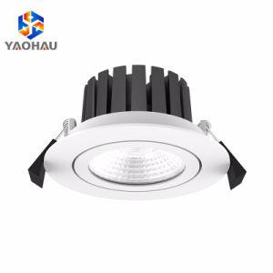Reflector Anti-Glaring LED ajustável luz para baixo