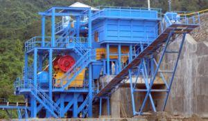 Frantoio a mascella primario di capacità elevata per estrazione mineraria/elaborare minerale