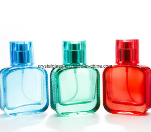 Frasco de perfume colorido vazio Mist garrafa spray 30ml