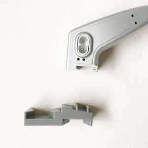 La mediana de adaptador de plástico de la lámpara para pop up display Stand