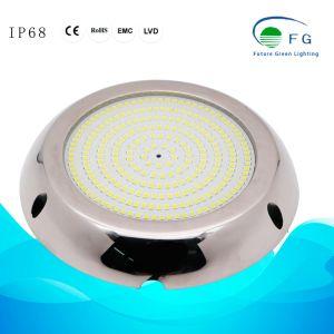 IP68 316ss樹脂によって満たされる18Wは白いLEDのプールライトを暖める