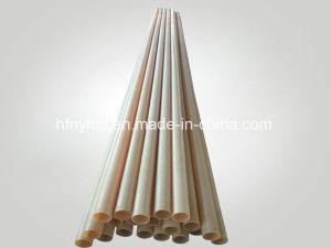 Tubi di nylon di plastica di ingegneria lunga di lunghezza per il trasportatore della molla