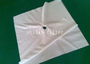 Nylon Polyester tissu tissé en polypropylène filtre presse toile utilisé pour la déshydratation des boues