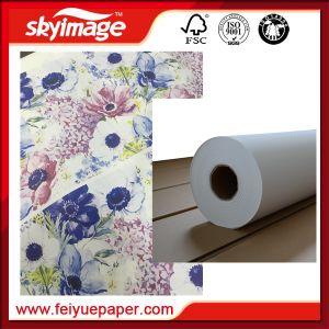 Epson/Mimkai/Roland/Mutoh Printer를 위한 중국 Fast Dry Fw70GSM Sublimation Paper