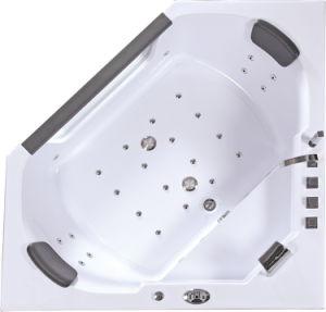 Bañera de hidromasaje con TUV, aprobado CE-643 (TLP)