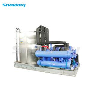 China 1 Copos de diseño compacto la máquina de hielo (1t/día-60t/día).