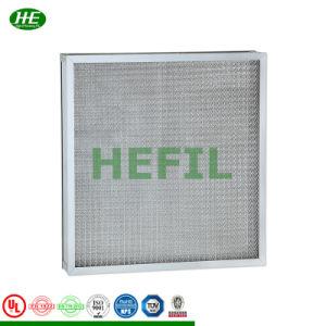 OEM Filter van de Lucht van het Frame van het Metaal van het Netwerk van het Aluminium de Wasbare Uitgebreide G4