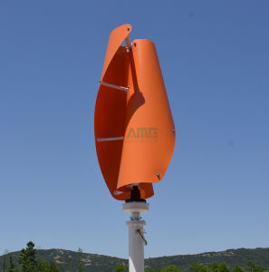 generatore di turbina del vento di 600W Vawt