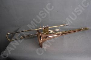 Instruments musicaux/Trombone instrument en laiton/Trombone d'alto (TB31U-L)