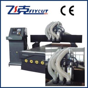Tallado en madera maquinaria CNC router Router ATS ATC