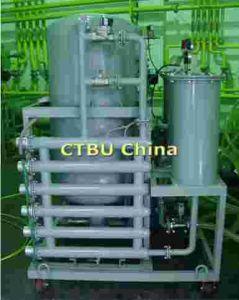 Double-Stage vacío de alta eficiencia de purificación de aceite de transformadores y el sistema de deshidratación