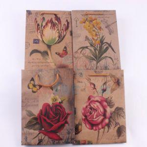 Shopping di carta Bags Made di 210GSM Art Paper (MH1405)