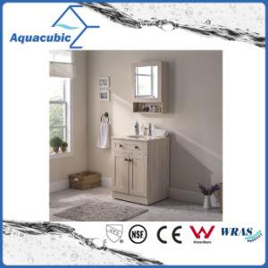 Fußboden-stehende Badezimmer-Möbel-Eitelkeit mit Undermount keramischem Bassin (ACF8903)