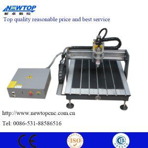 Router di CNC del mini router acrilico del metallo di 6090 Cina mini