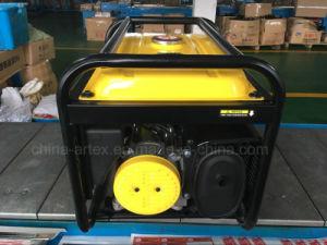 benzina di monofase 4kw/4kVA/4000watt/generatore portatili della benzina