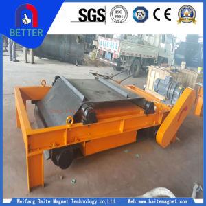 Ce/SGS утвердил высокая интенсивность сухих/ постоянного магнитного сепаратора железной руды на ленты конвейера (адаптивная ремень шириной 1200 мм)