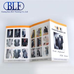 Брошюра цветовое пространство CMYK листок бумаги для печати папка (BLF-F033)