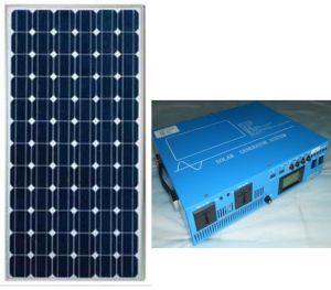 1000W geradores solares, Sistema de painéis solares para Casa, Escritório de iluminação (FC-NA1000)