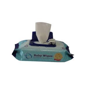 De Leeftijdsgroep van babys En Niet-geweven Materiaal die Natte Handdoek verfrissen
