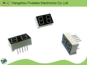 """0.39 """" 2 module d'Afficheur LED de segment du chiffre 7 (WD03922-A/B)"""