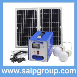 Van het huis de Draagbare gelijkstroom ZonneGenerator van het Gebruik (S1207)
