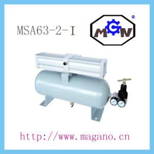 ブスター、増圧ポンプ、圧力シリンダー、Msa