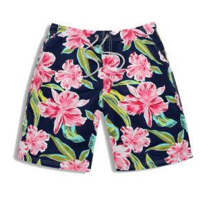 Shorts su ordinazione della spiaggia di estate di formato per nuoto