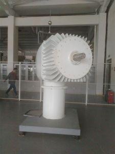 低いRpmの電気制御の風車50kw/100kw 360Vの風力エネルギー発電機