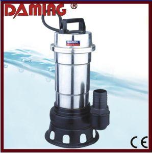 Pomp de met duikvermogen van de Riolering (wqd10-8-0.55DF)