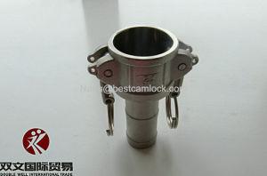 Tipo C dell'accoppiamento del Camlock degli acciai inossidabili 304 o 316 di vendita calda