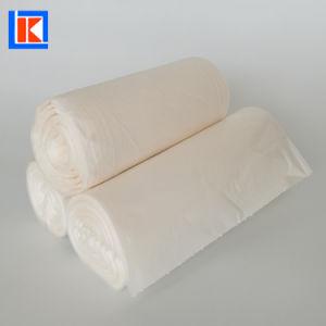 製造業者100%のCompostableコーンスターチのロールのプラスチックごみ袋