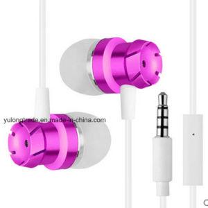 Наушники способа наушников в-Уха металлические глубокие басовые Non-Slip Анти--Царапают шлемофон