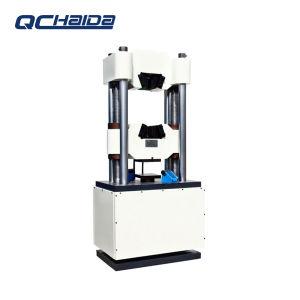 Гидравлические испытания на растяжение сжатия оборудование / щиток приборов