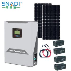 Snadi 5kw 5kVA a 48V 60A MPPT Solar Híbrido Solar Inverter con GPRS / WiFi